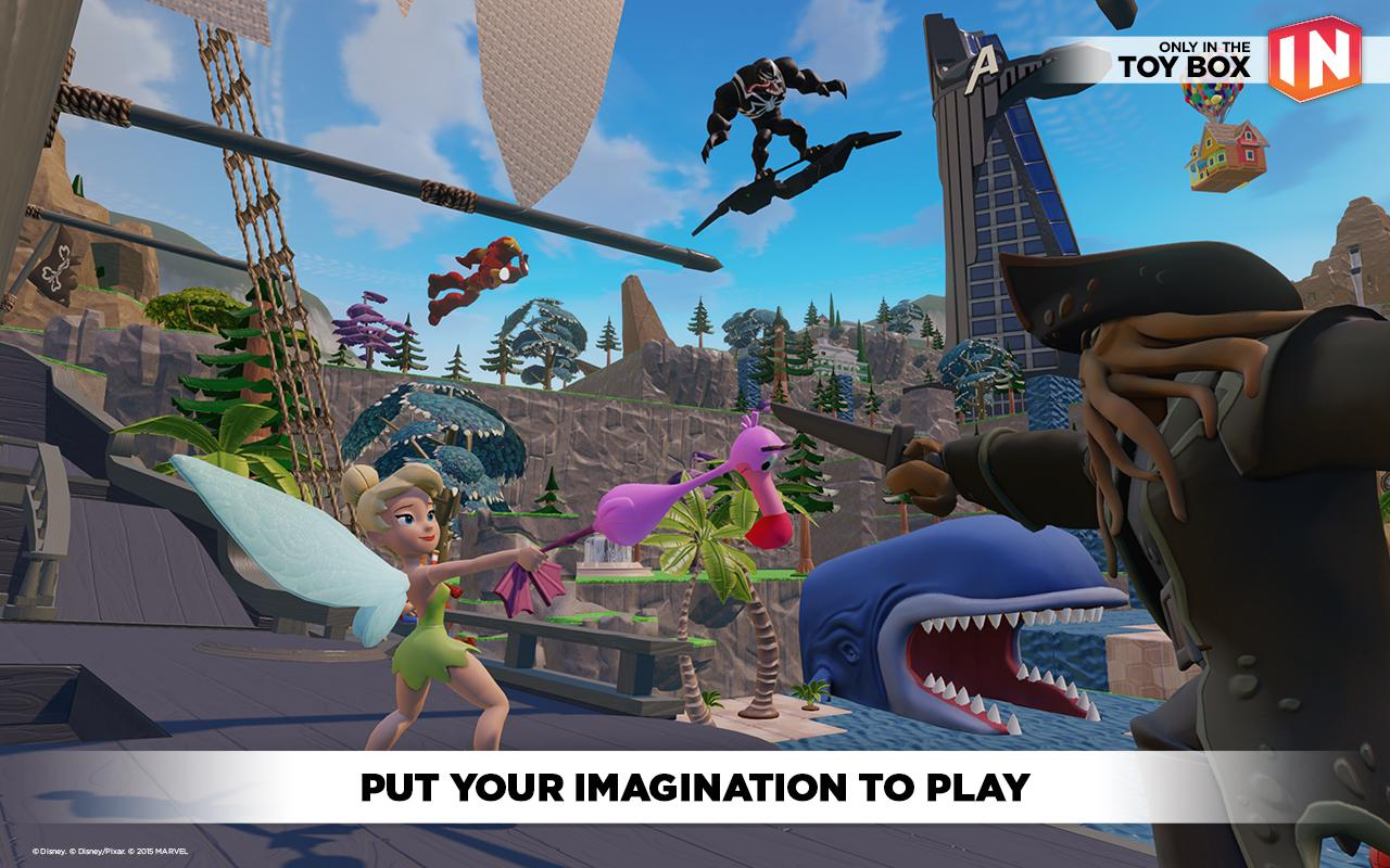 Disney Infinity Toy Box2