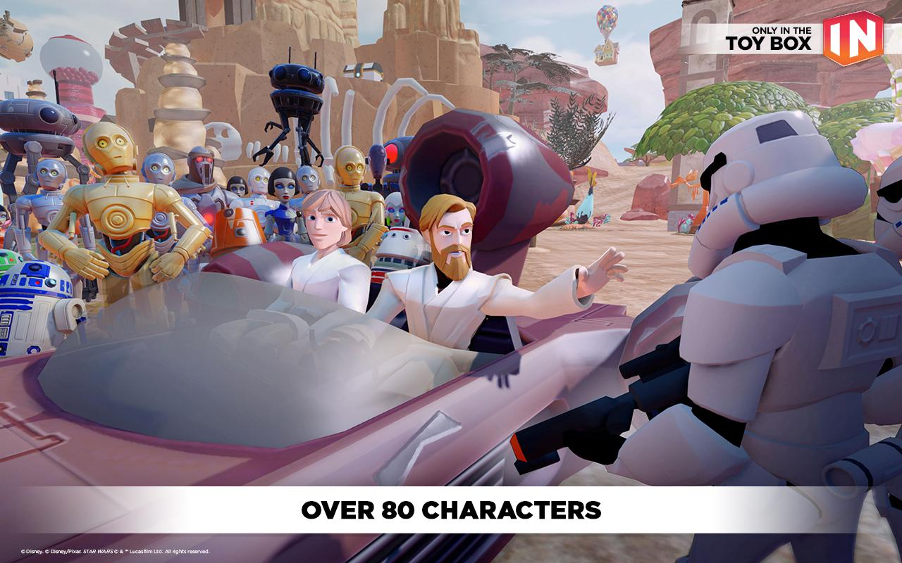 Disney Infinity Toy Box3