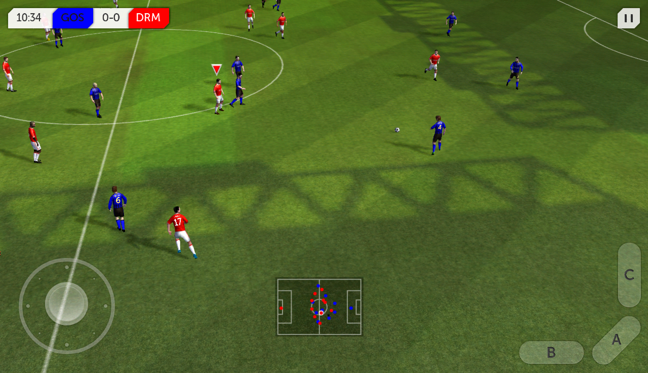 Dream League Soccer5