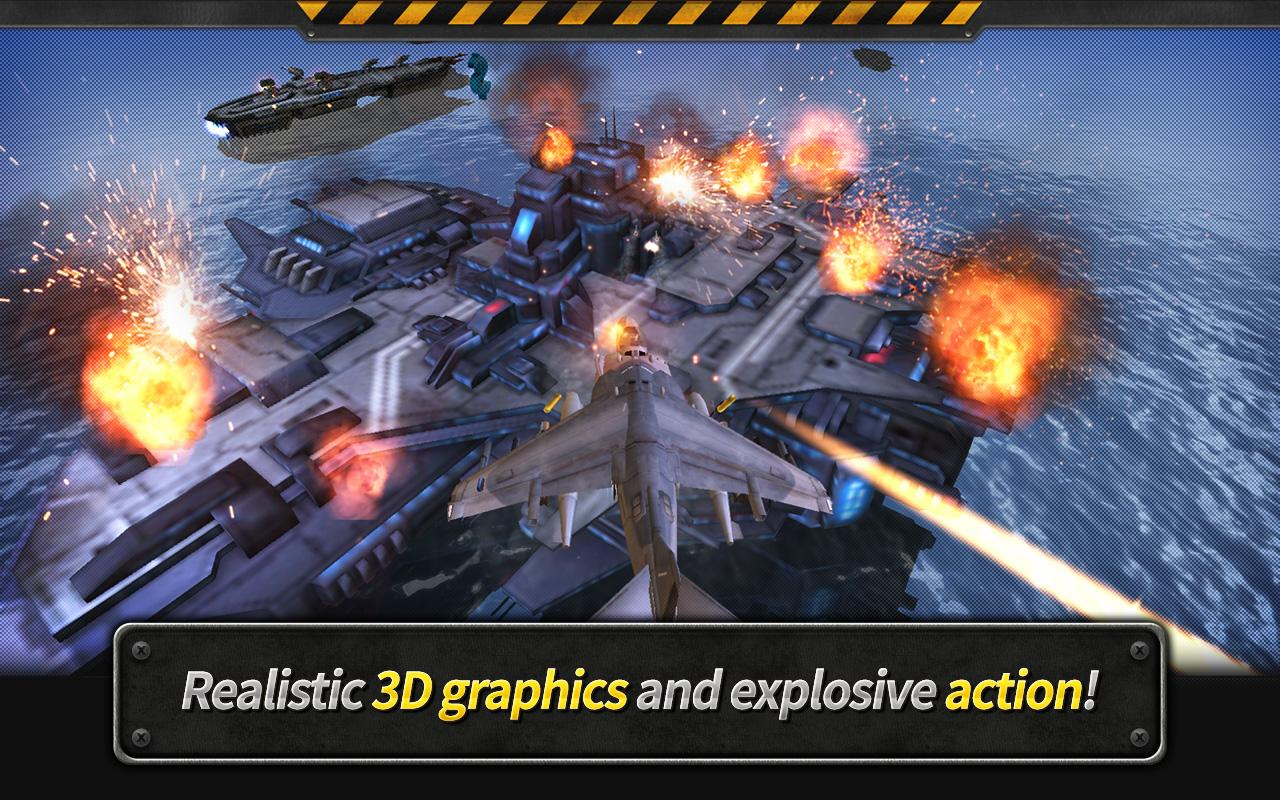GUNSHIP BATTLE Helicopter 3D3