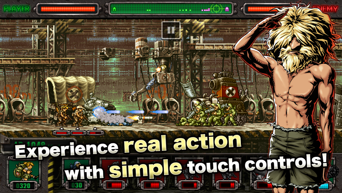 METAL SLUG DEFENSE2