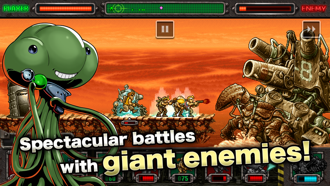 METAL SLUG DEFENSE4