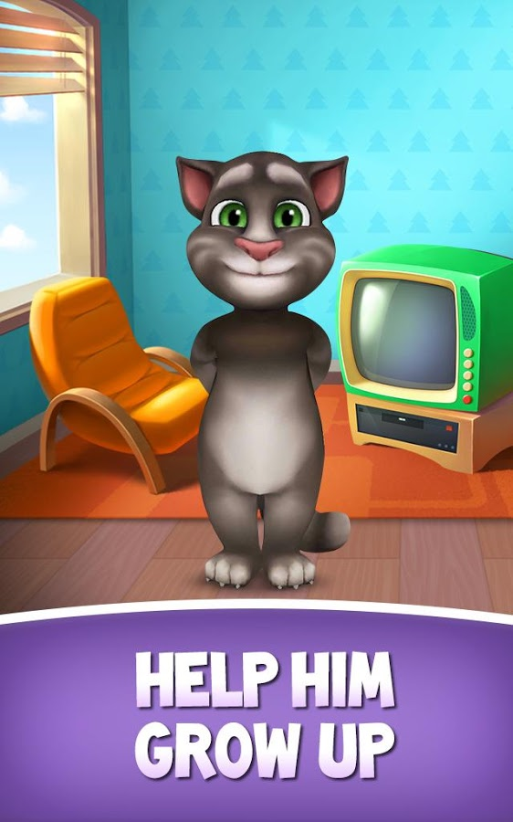 My Talking Tom2
