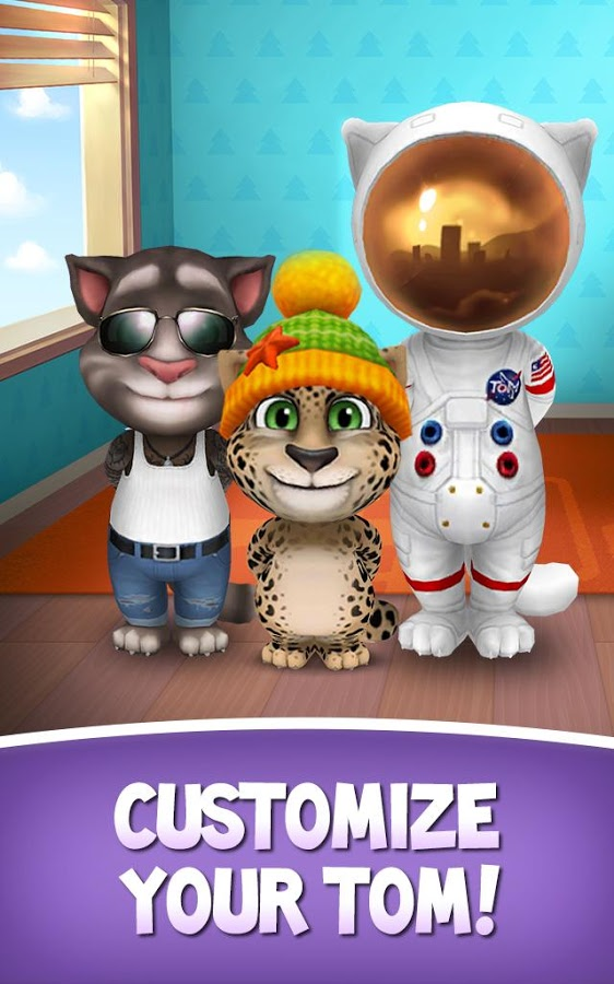 My Talking Tom5