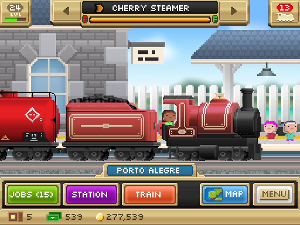 Pocket Trains images1