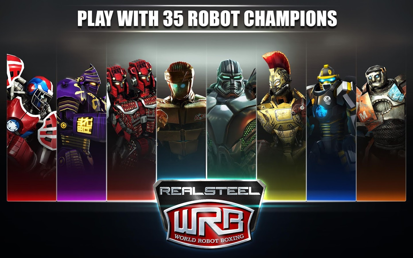 Real Steel World Robot Boxing1 تحميل لعبه Real Steel World Robot Boxing Apk v28.28.777 معدله