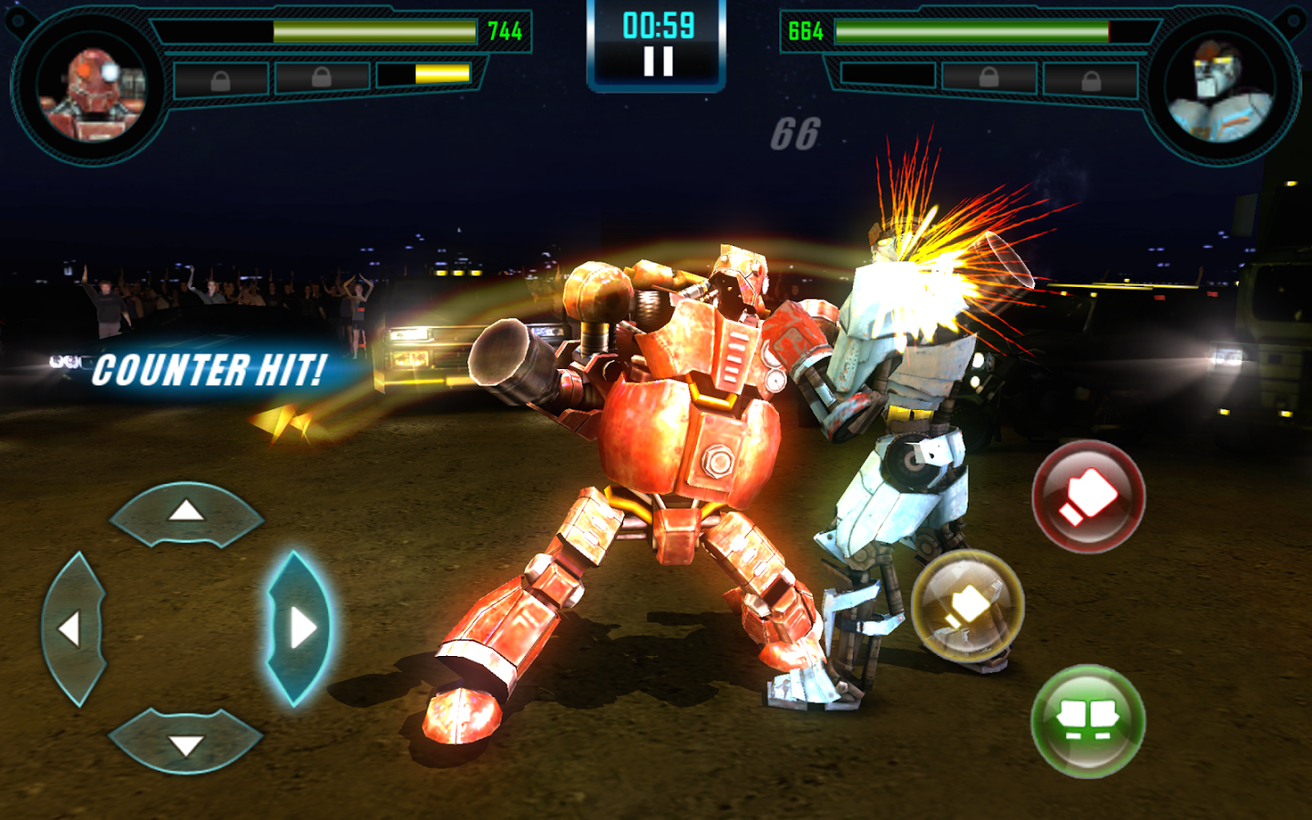 Real Steel World Robot Boxing6