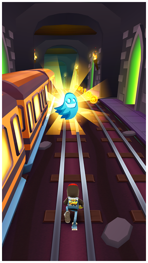 Subway Surfers t2