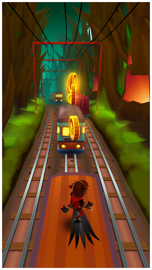 Subway Surfers t3