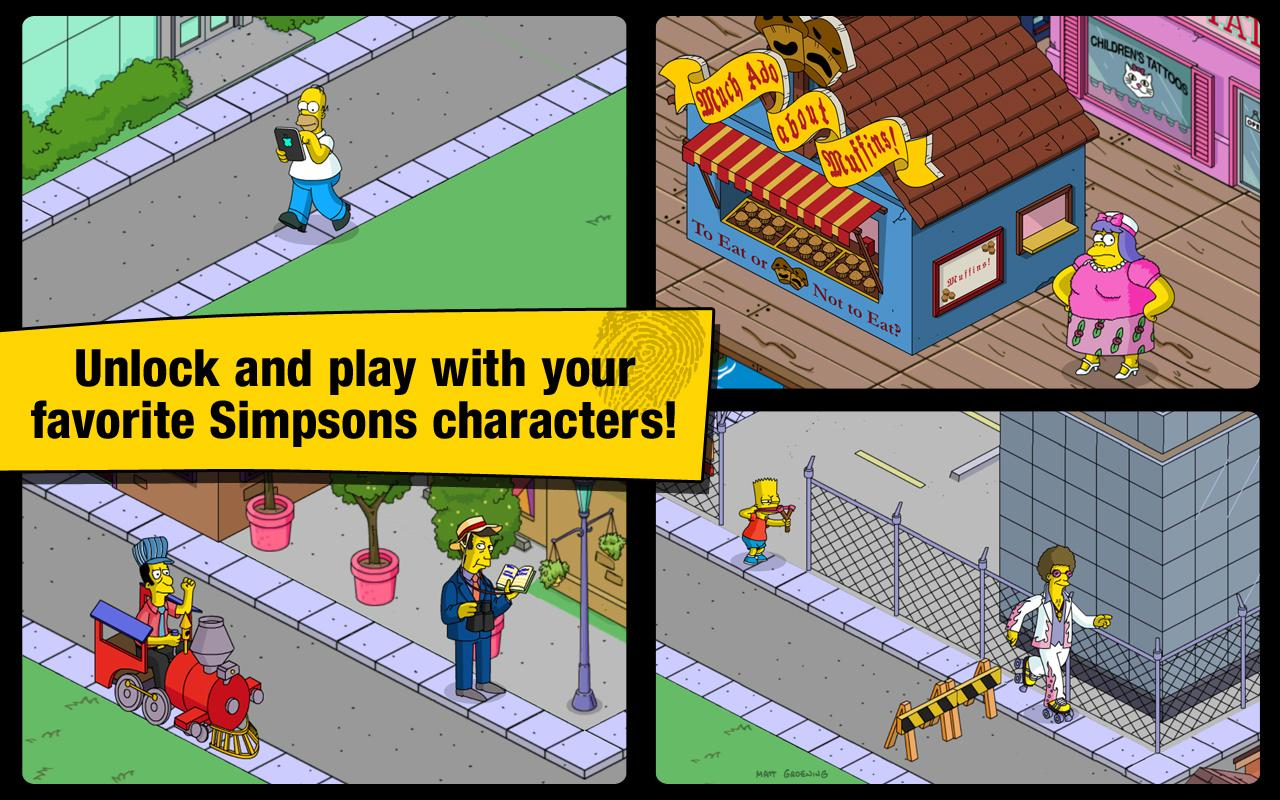 The Simpsons™ Tapped Out image6