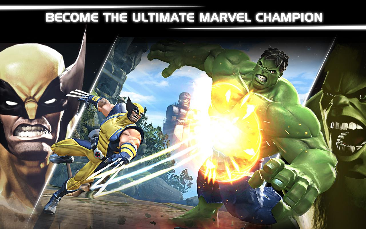 MARVEL Contest of Champions 7