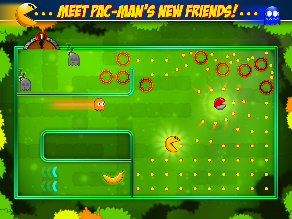 PAC-MAN Friends 2
