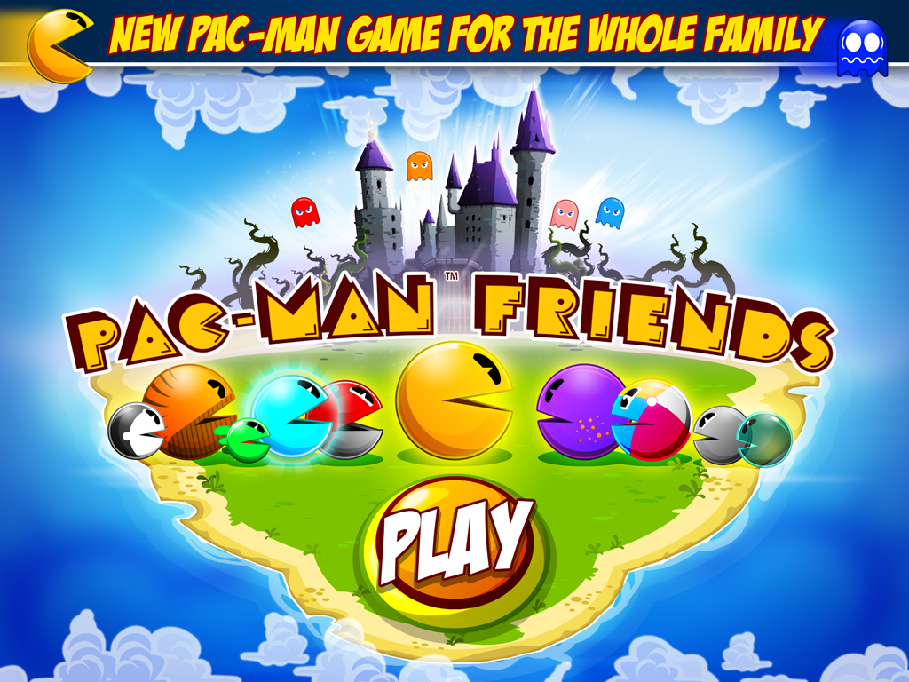 PAC-MAN Friends 3