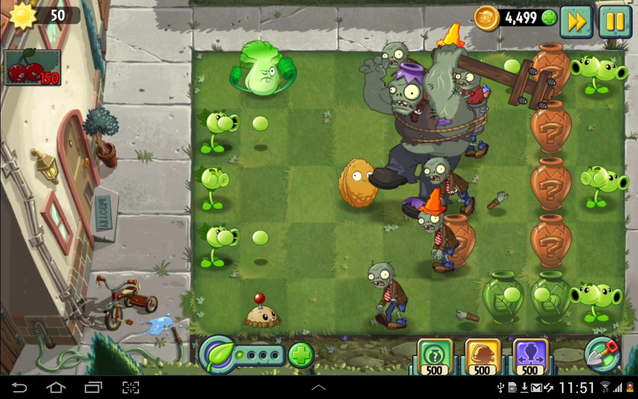 Plants vs. Zombies™ 29