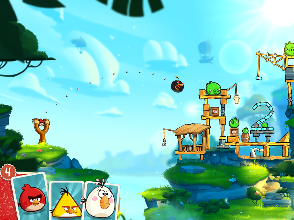 Angry Birds 2 - 12