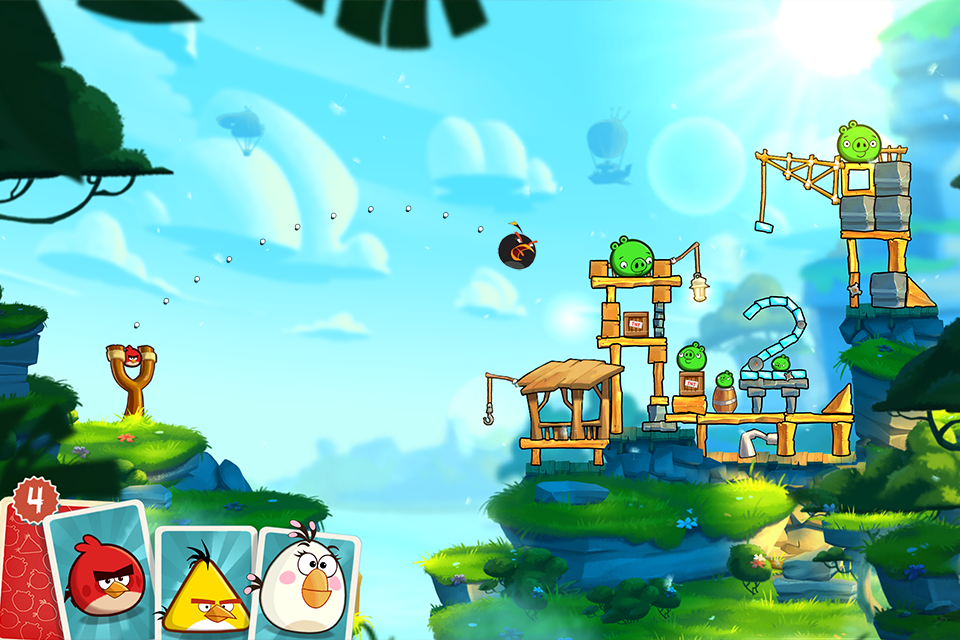 Angry Birds 2 - 6