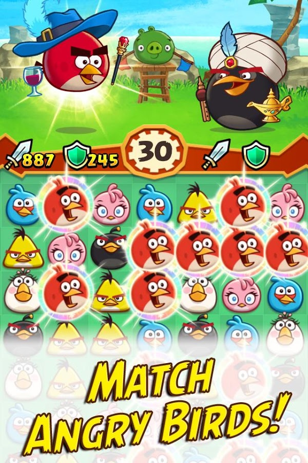 Angry Birds Fight! RPG Puzzle 2