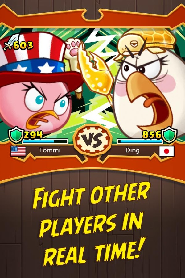 Angry Birds Fight! RPG Puzzle 3