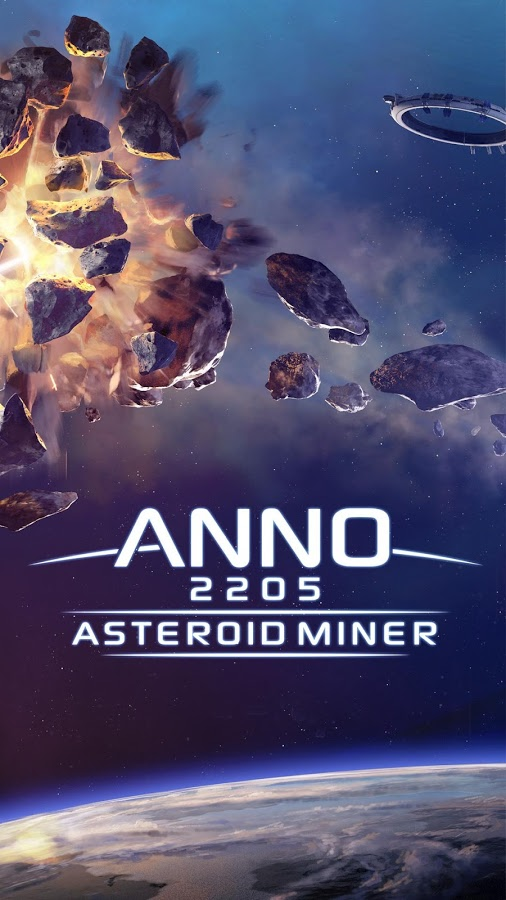 Anno 2205 Asteroid Miner 1