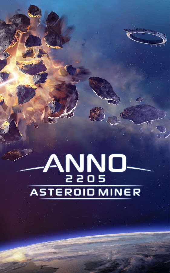 Anno 2205 Asteroid Miner 6