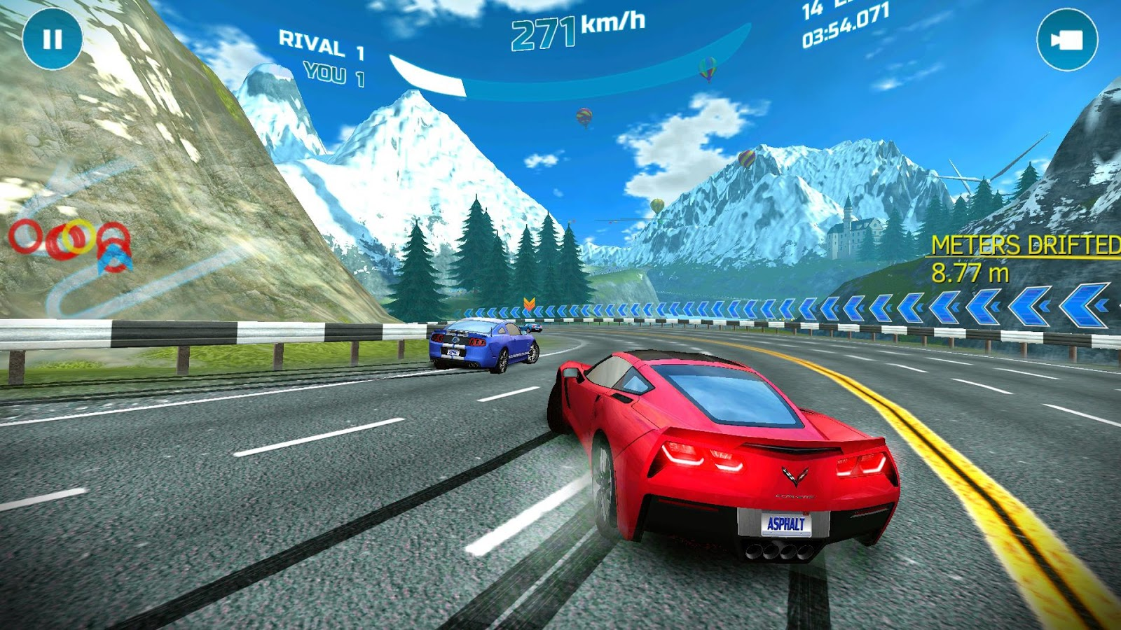 Asphalt: Nitro Apk v1.7.0w Моd (Unlimited Money + More)