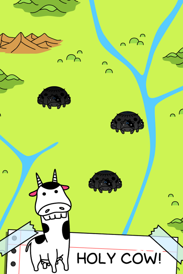 Cow Evolution - Clicker Game 3