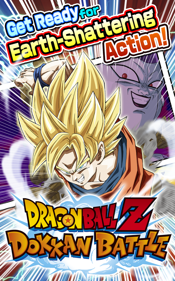 DRAGON BALL Z DOKKAN BATTLE 1