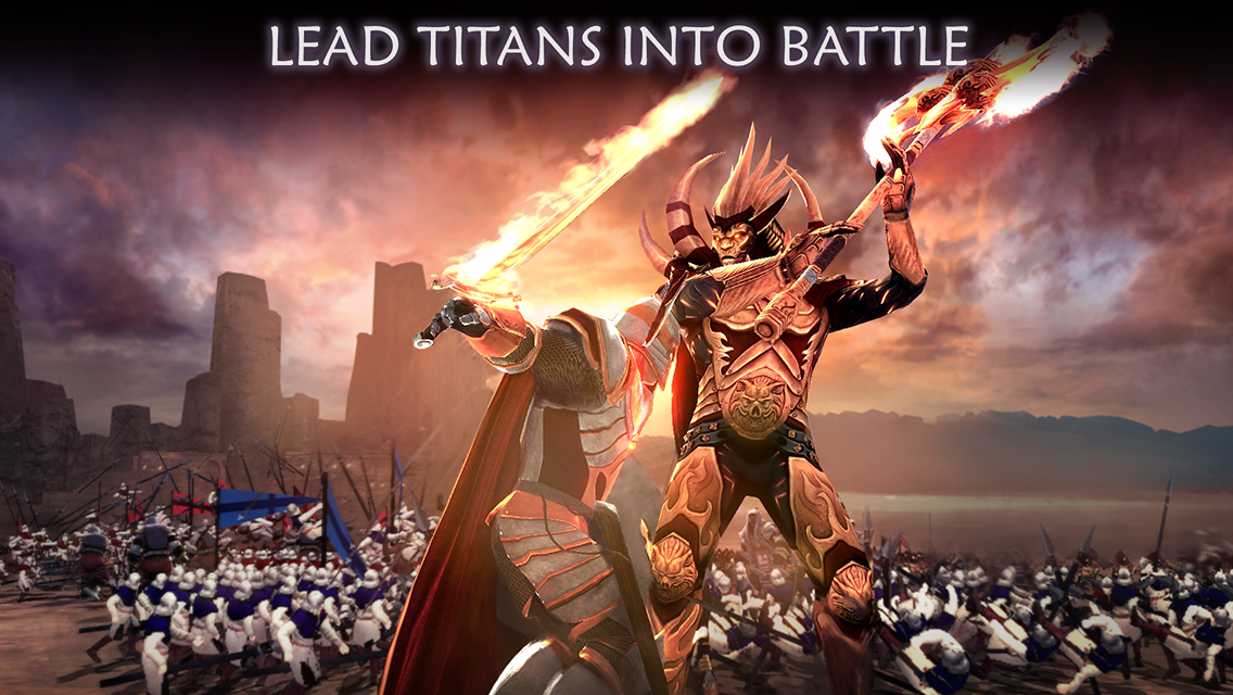 Dawn Of Titans 1