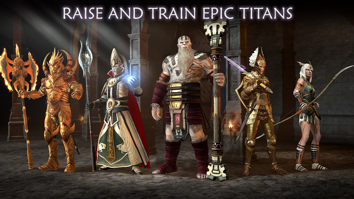 Dawn Of Titans 4