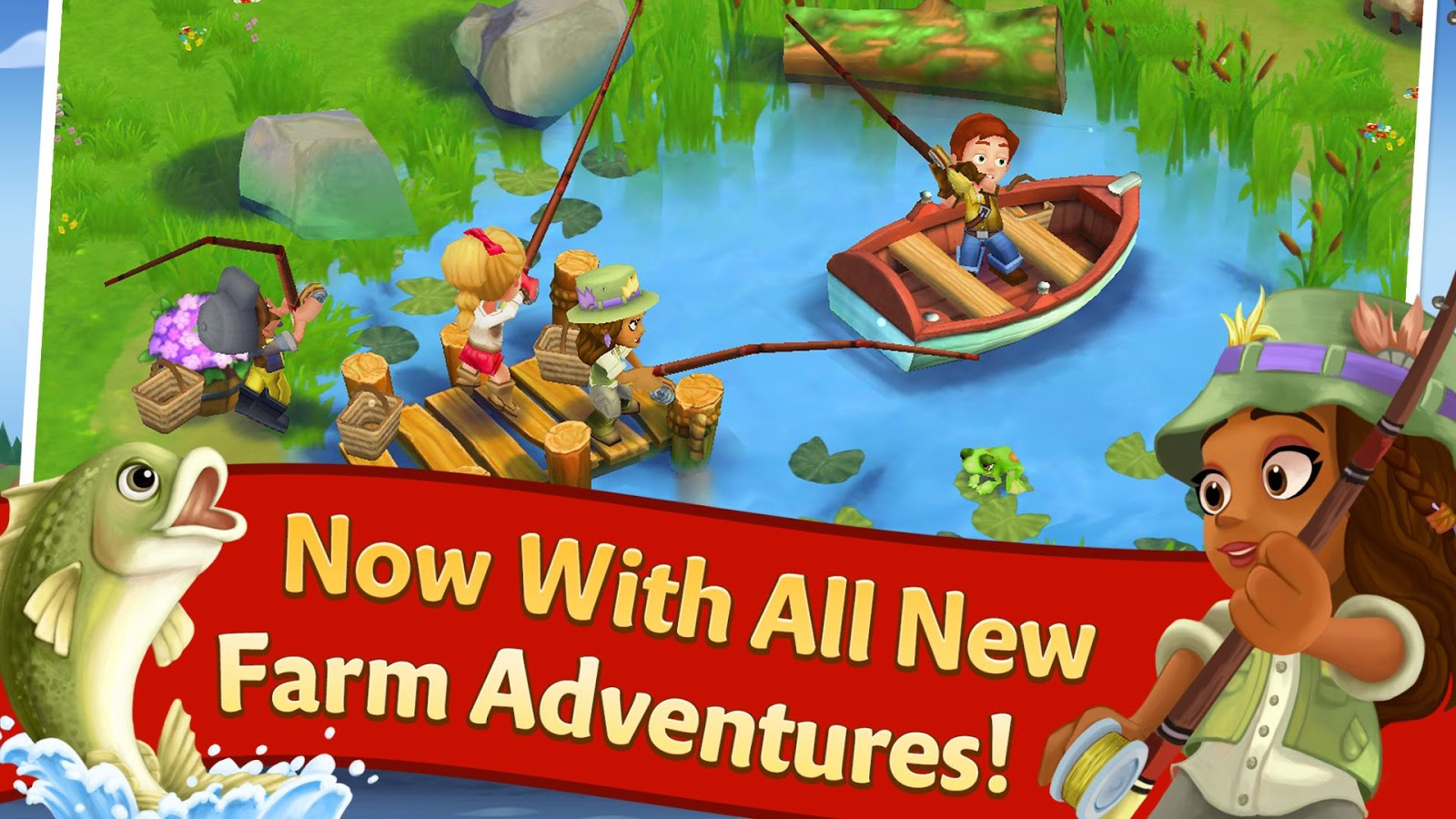 FarmVille 2 Country Escape 2
