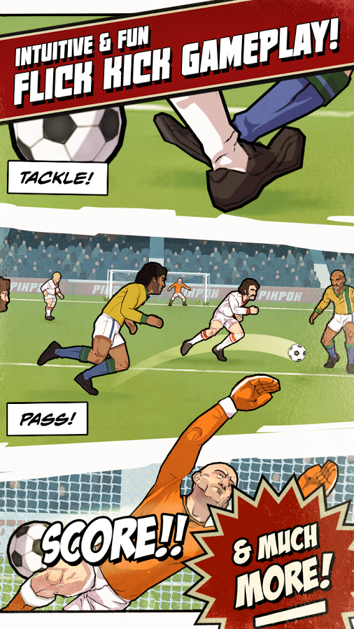 Flick Kick Football Legends 2