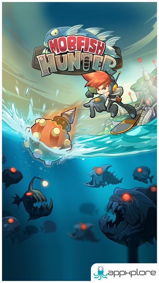 Mobfish Hunter 1