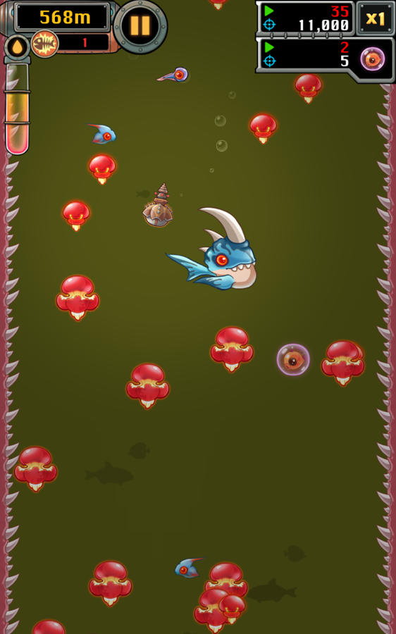 Mobfish Hunter 4