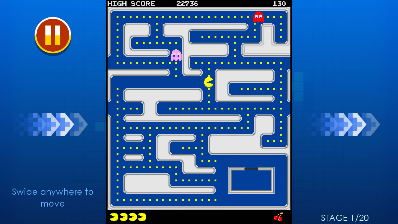 PAC-MAN + Tournaments 2