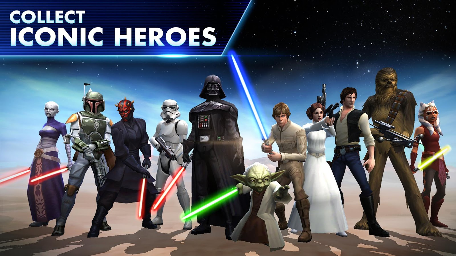 Star Wars™ Galaxy of Heroes 2