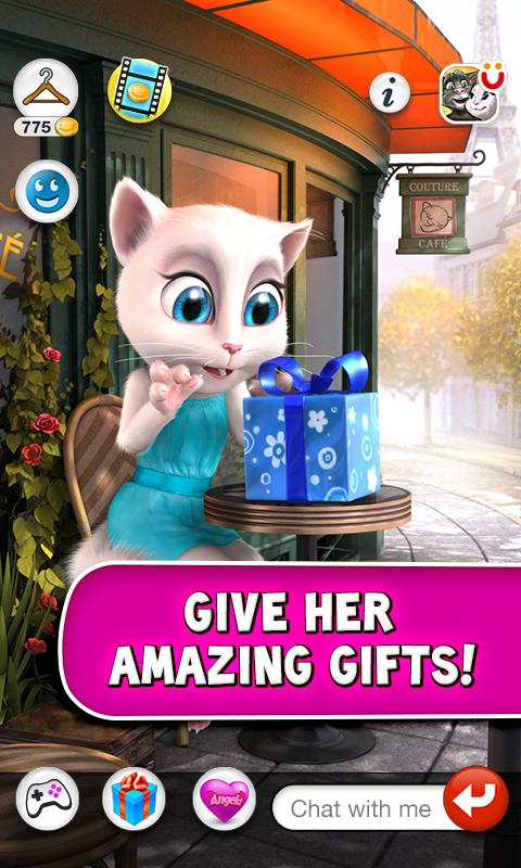 Talking Angela 3