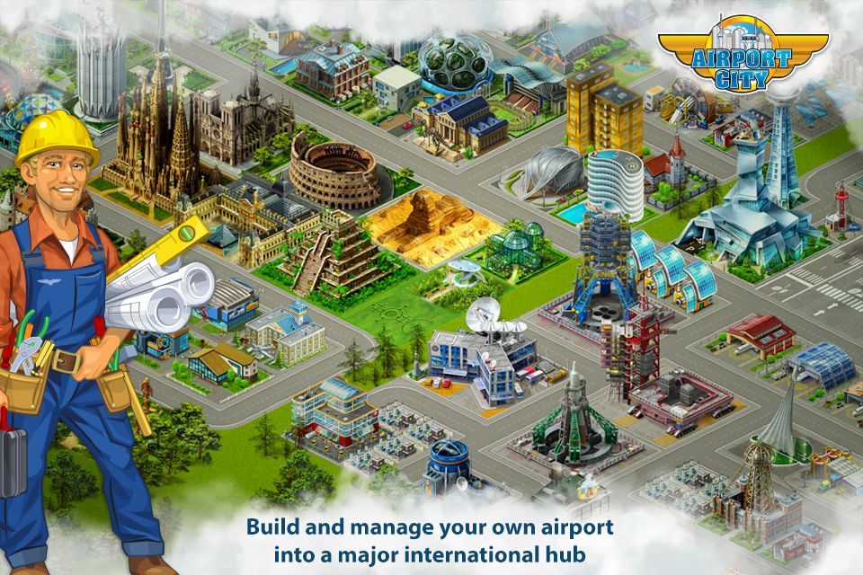 Airport City 1