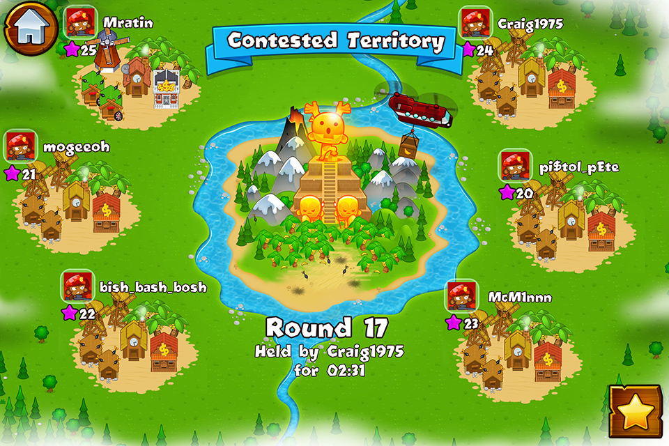 Bloons Monkey City 4
