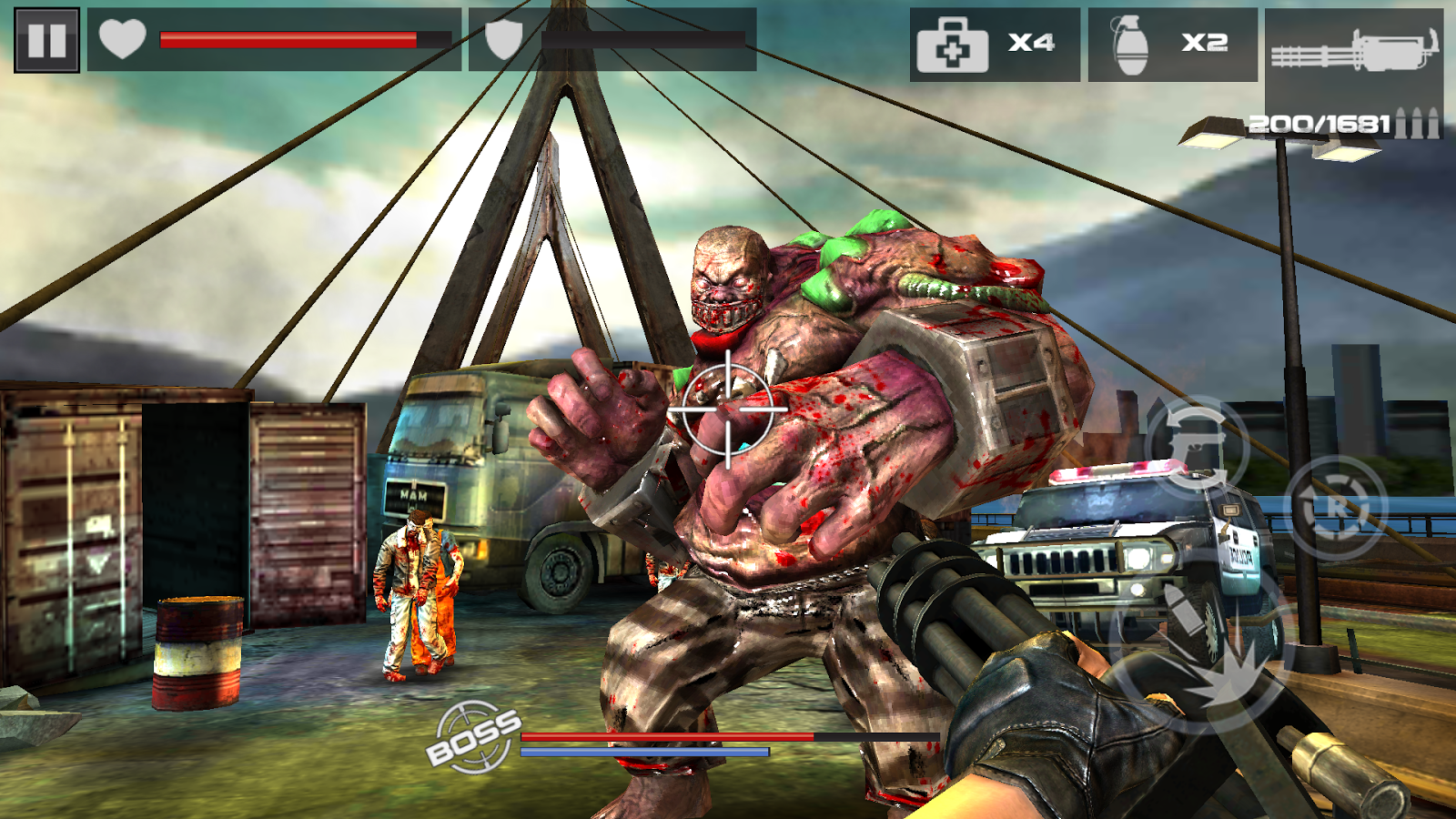 download game zombie lane android