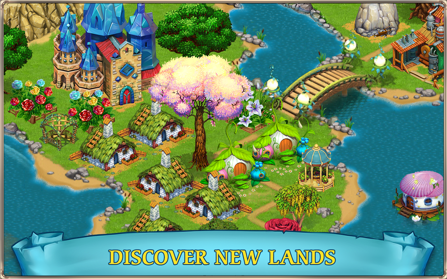 Fairy Kingdom World of Magic 2