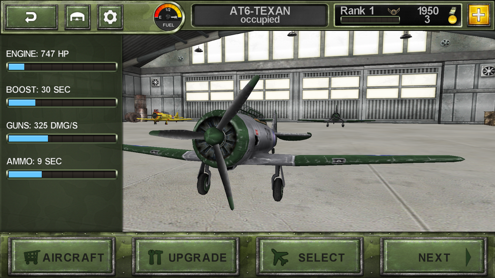 FighterWing 2 Flight Simulator 2