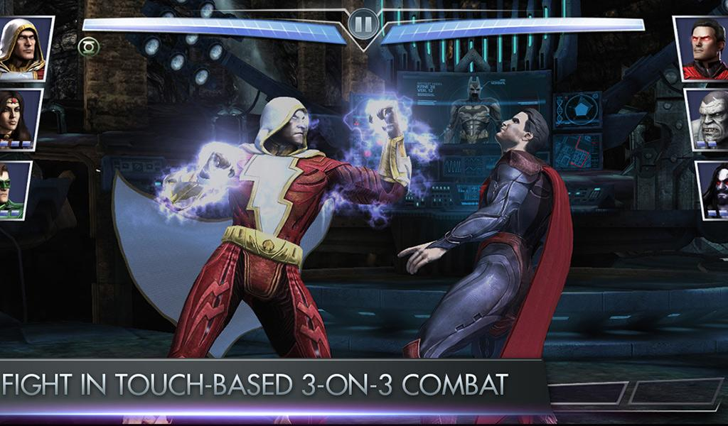 Injustice Gods Among Us 3