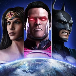 Injustice: Gods Among Us Apk v2.15 Mod