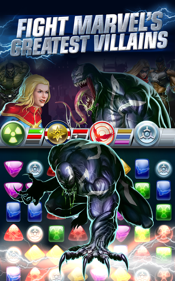 Marvel Puzzle Quest 3