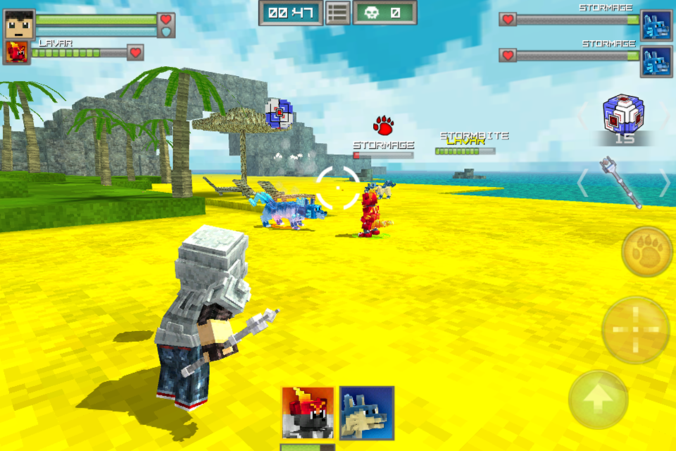 Pixelmon Hunter 2