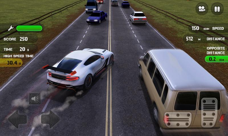 Race The Traffic 1