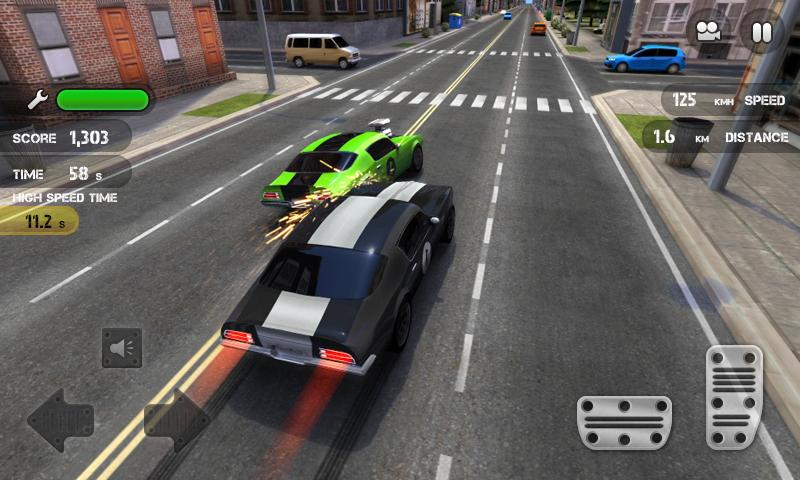 Race The Traffic 5