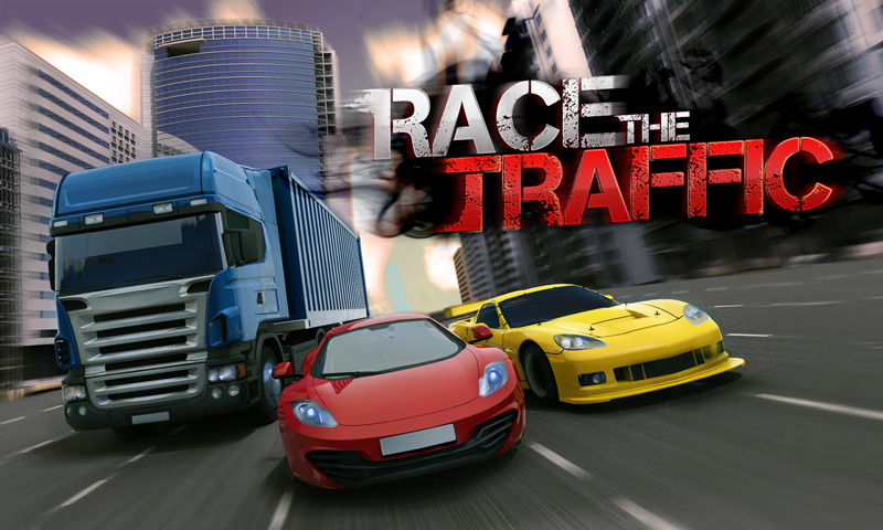 Race The Traffic 6