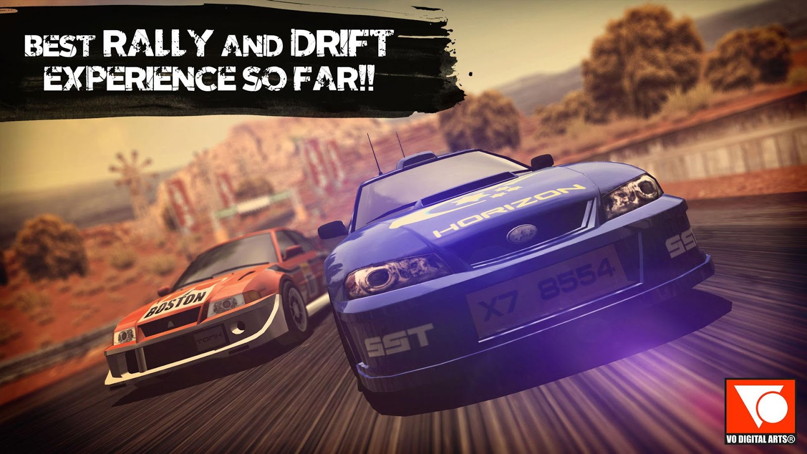 Rally Racer Drift 1