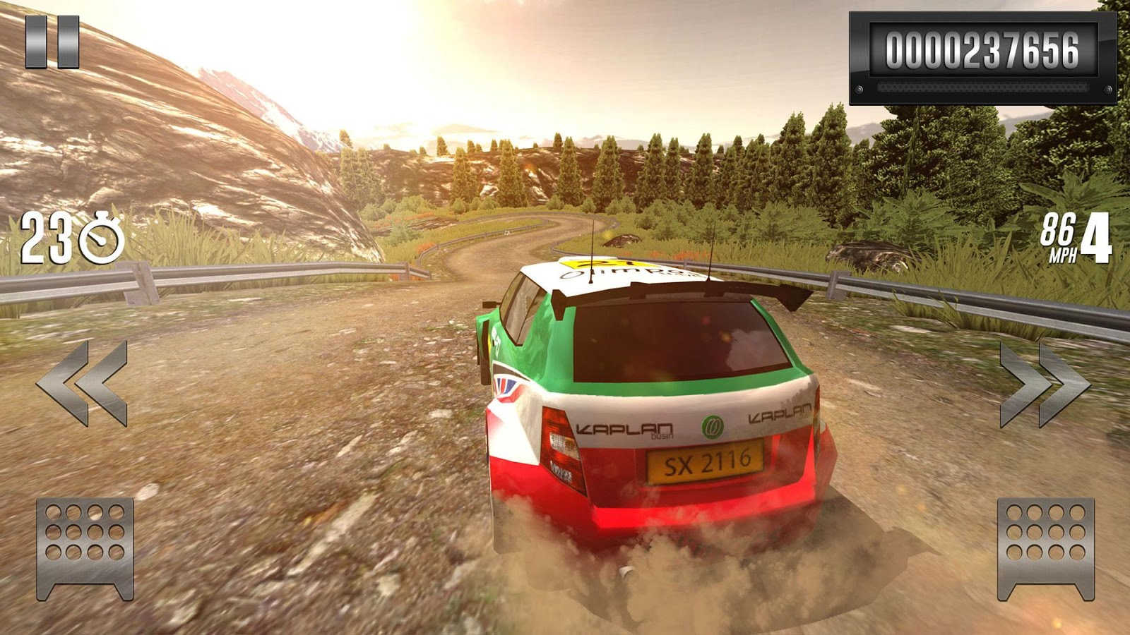 Rally Racer Drift 4